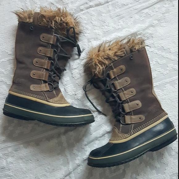 SOREL Joan of Arc Waterproof Boots
